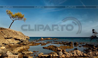 Ruinen der antiken Hafen Phaselis | Foto mit hoher Auflösung |ID 3023509