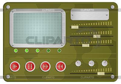 Military skin dla gracza | Klipart wektorowy |ID 3023548