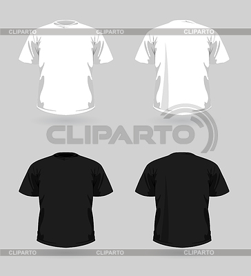 Set of t-shirts | Stock Vector Graphics |ID 3265156
