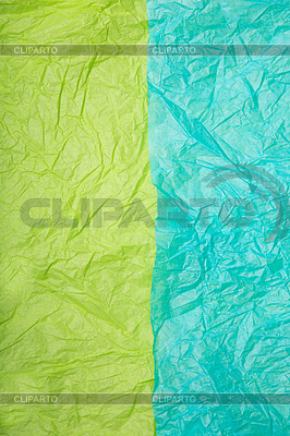 Two colorful wrinkled paper textures | High resolution stock photo |ID 5638498