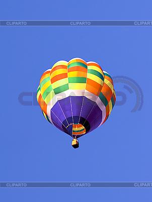 Luftballon im blauen Himmel | Foto mit hoher Auflösung |ID 3019828