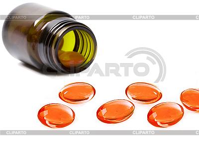 Drug in einem Fläschchen | Foto mit hoher Auflösung |ID 3110529