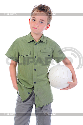 Young football player | High resolution stock photo |ID 3021938