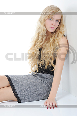 Beautiful young woman | High resolution stock photo |ID 3022011