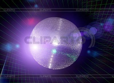 Disco ball | Foto stockowe wysokiej rozdzielczości |ID 3022797