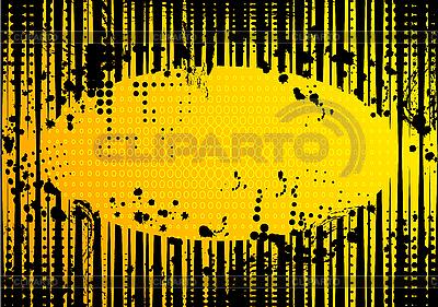 Gelber Hintergrund | Stock Vektorgrafik |ID 3022852