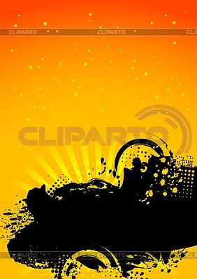 Solar background | Klipart wektorowy |ID 3022876