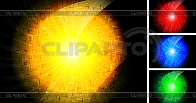 Colourful backgrounds   Stock Vector Graphics  ID 3023047