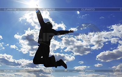 Glücklicher junger Mann | Foto mit hoher Auflösung |ID 3023420
