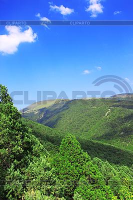 하늘에 대하여 산 | 높은 해상도 사진 |ID 3023615