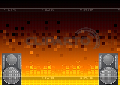 Musical background | Stock Vector Graphics |ID 3023800