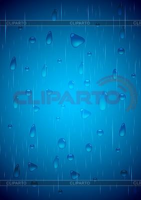 Wassertropfen | Stock Vektorgrafik |ID 3023987