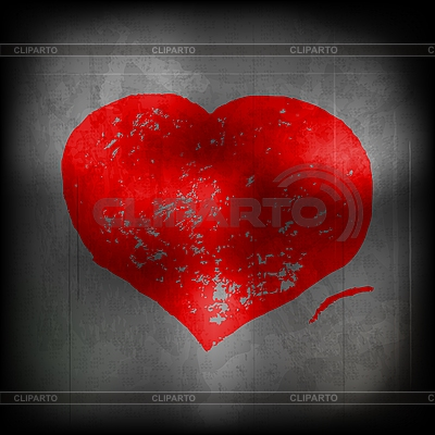 Red heart | Stock Vector Graphics |ID 3024006