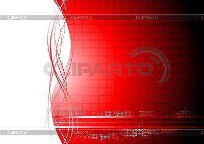 Tech-Hintergrund | Stock Vektorgrafik |ID 3024045