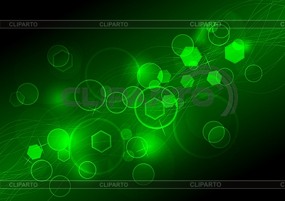 Dark green vibrant background | Stock Vector Graphics |ID 3024089