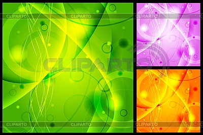 Vibrant backgrounds | Stock Vector Graphics |ID 3024163