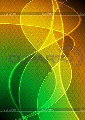 Schöner lebendiger Hintergrund | Stock Vektorgrafik |ID 3024211