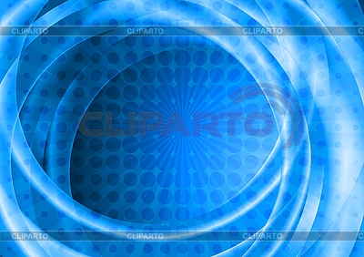 Blue abstraction | Stock Vector Graphics |ID 3024890