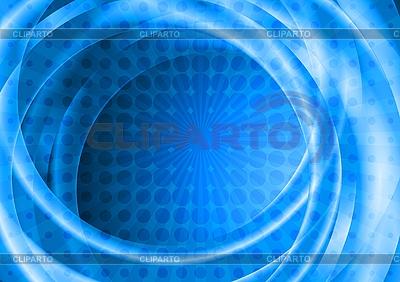 蓝色抽象 | 向量插图 |ID 3024890