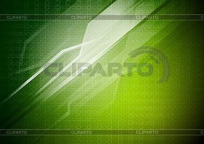 녹색 기술 배경 | 벡터 클립 아트 |ID 3024994