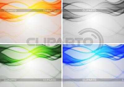 Vibrant backdrops | Stock Vector Graphics |ID 3025055