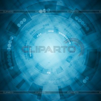 하이테크 배경   벡터 클립 아트  ID 3026582