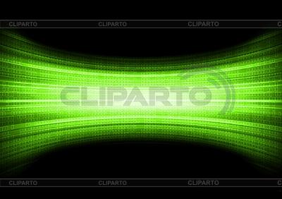 Formación técnica abstracta | Ilustración vectorial de stock |ID 3027876