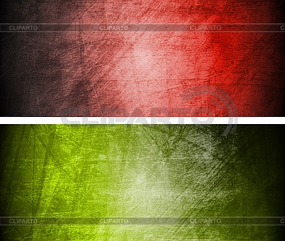 Grunge banners | Stock Vector Graphics |ID 3037945