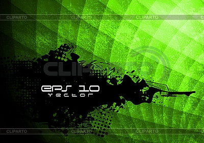Green grunge background | Stock Vector Graphics |ID 3051344