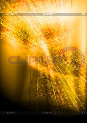 高新技术明亮的背景 | 向量插图 |ID 3072632
