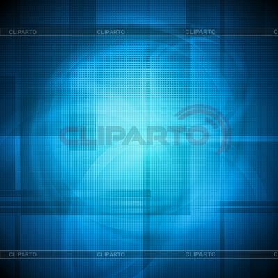 Bright blue design | Stock Vector Graphics |ID 3076672