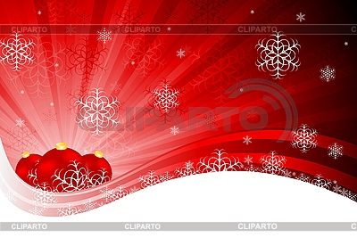 Abstract Christmas background | Stock Vector Graphics |ID 3076685