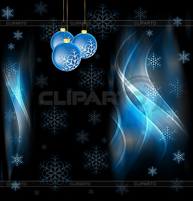 Abstract x-mas design | Stock Vector Graphics |ID 3076687