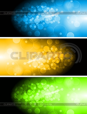 Colourful christmas designs | Stock Vector Graphics |ID 3081982