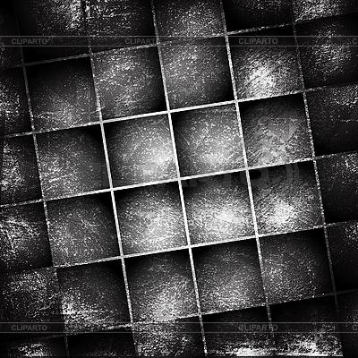 Ciemny szary grunge design | Klipart wektorowy |ID 3123670