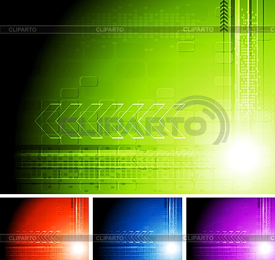 Technical abstractions | Stock Vector Graphics |ID 3172957