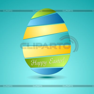 Egg abstract background. Easter design | Stock Vector Graphics |ID 5518748
