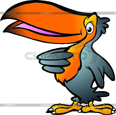 Toucan Cartoon   Stock Vector Graphics  ID 3104560