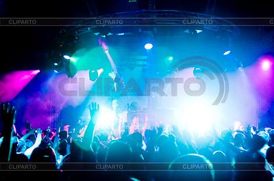 人们挂在音乐会 | 高分辨率照片 |ID 3284548