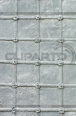 Texture of metal gates   High resolution stock photo  ID 3284667