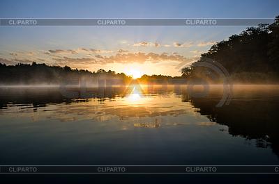 Beautiful sunrise | High resolution stock photo |ID 3284768