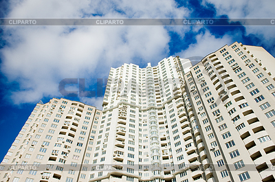 Buildings over blue sky background | High resolution stock photo |ID 3288408