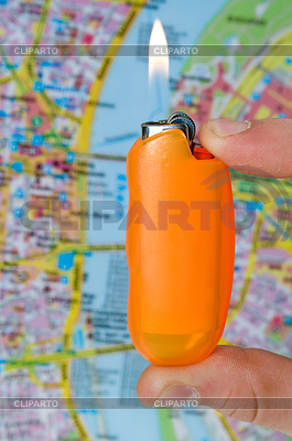 Close-up of lighter | High resolution stock photo |ID 3295689