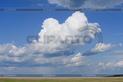 Cloudy sky | High resolution stock photo |ID 3320994