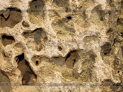 Limestone with strong erosion   High resolution stock photo  ID 3064837