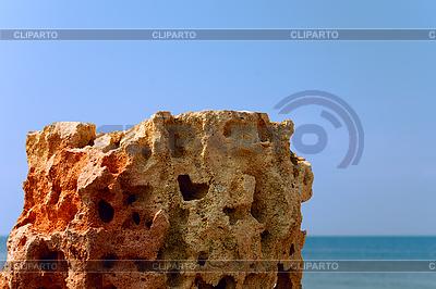 Limestone on the sea | High resolution stock photo |ID 3065134