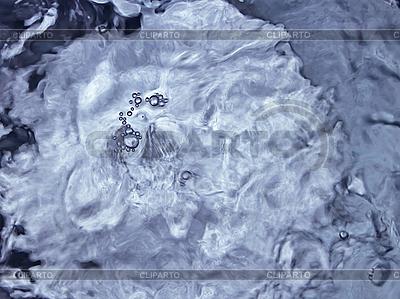 Streszczenie twarz na powierzchni wody | Foto stockowe wysokiej rozdzielczości |ID 3068424