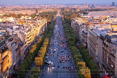 Вид на Париж | Фото большого размера |ID 3039313
