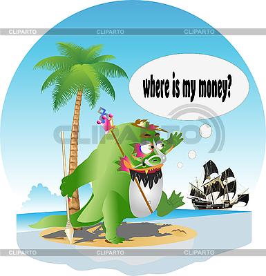 Gnom | Stock Vektorgrafik |ID 3038348