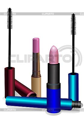 Zestaw kosmetyczny | Klipart wektorowy |ID 3041700